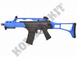 Saigo 36 Electric Airsoft Rifle H&K G36 Replica BB Machine Gun Black & 2 Tone